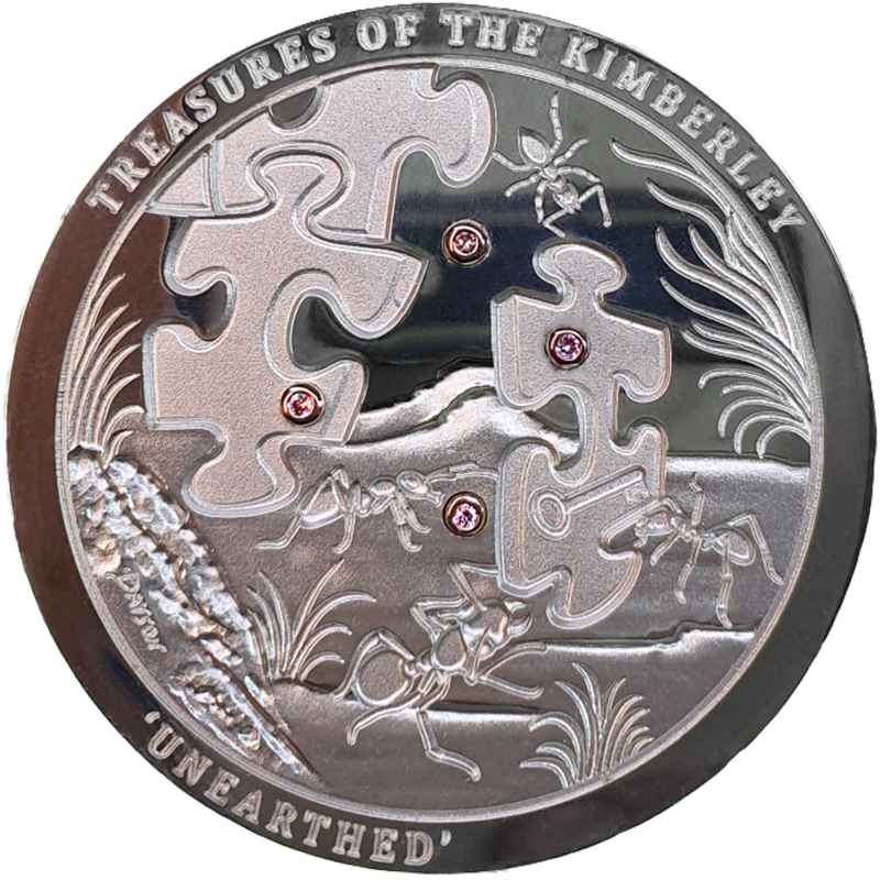Art coins in Australia